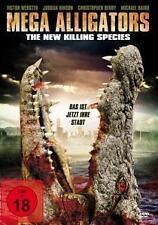 DVD - Mega Alligators-The New Killing Species / #3052
