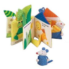 Little Leaf House Activity Book - Finger Puppet Story Book Toy