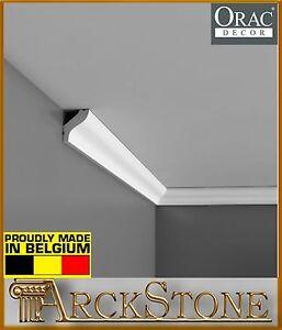 ARCKSTONE ORAC DECOR Basixx Cornice CB 500 soffitto parete bianco polistirolo