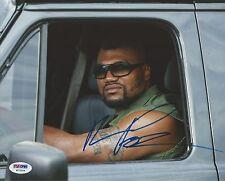Quinton Rampage Jackson Signed A-Team 8x10 Photo PSA/DNA COA Picture Autograph