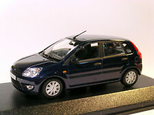 Ford Fiesta 5 Doors of 2002 to the / of 1/43 Of