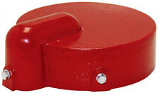 Well Pump Cover 6 Inch Cap Red Submersible Pump Accessory Part Cast Iron