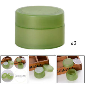 50 Grams Containers Jars Pot Cosmetic Lotion Creams Oils Salves Storage Case