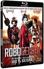 BLURAY FILM ROBOGEISHA DIRECTE EDITEUR NEUF