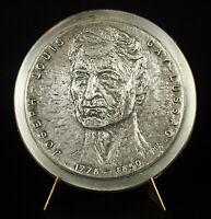 Medals (2) Trials Test Joseph Louis Gay Lussac Chemist S Xenia a Millet