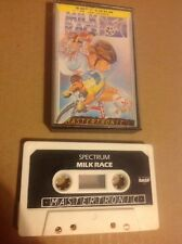 Milk Race. sinclair zx spectrum. retro. vintage