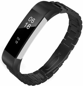 Fit Fitbit Alta/Alta HR Watch Straps Premium Stainless Steel Metal Wristband