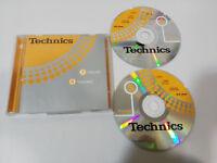 TECHNICS THE ORIGINAL SESSIONS VOL IV LIMITED EDITION TECHNO 2 X CD 2000 - 2T