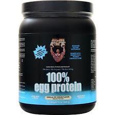 Healthy N Fit 100% Egg Protein Vanilla Ice Cream 12 oz