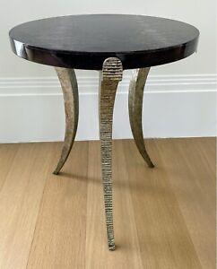 Oly Studio Snakeskin Side Table