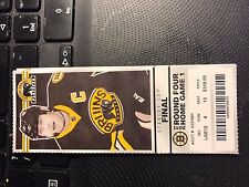 2011 BOSTON BRUINS VS VANCOUVER CANUCKS TICKET STUB STANLEY CUP FINALS GAME 3