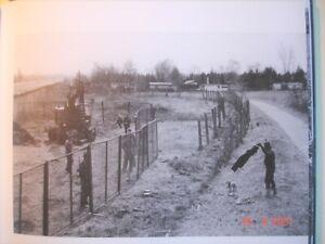DDR-NVA-Grenztruppen-Zonengrenze-Literatur-Buch Leben mit der Mauer!!!!