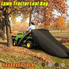 Leaf bag 210D Oxford cloth Garden Lawn Tractor Huge Collection Storage