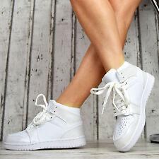 LuXus Designer NEONPINK NEONGELB Sneaker Damenschuhe Schnürschuhe Weiß Blau Schw