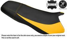 STYLE 2 BLACK & YELLOW CUSTOM FOR SEADOO GSX GS RFI 96-04 VINYL SEAT COVER STRAP