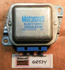 NOS! OEM Motorcraft Alternator Voltage Regulator 1963-1974 Ford D8VF-10316 GR534