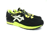 Asics Men's GEL-LYTE V GORE-TEX Athletic Shoe H429Y Black/Neon Size 12.5M