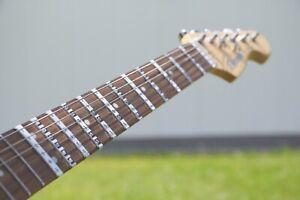 Gitarrenhals Aufkleber, Griffbrett Aufkleber, E-A-D-G-B-E, 25 Stickers
