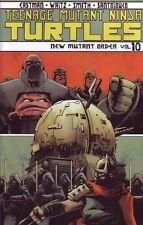 Teenage Mutant Ninja Turtles Vol 10 New Mutant Order trade paperback IDW