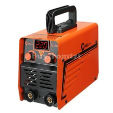 220V Handheld IGBT Inverter MMA ARC Welding Mini Welder Machine 25-300A tzt-