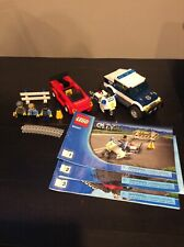 lego city high speed chase 60007 complete with instructions