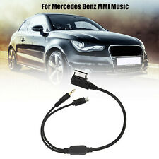For MERCEDES BENZ To Music Charge Bluetooth Adapter Audio USB Cable AMI MMI MDI