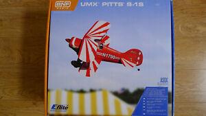 Eflite UMX Pitts S-1S Biplane BNF (EFLU5250)