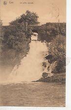 BF19347 coo la petite cascade  belgium  front/back image