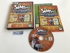 Les Sims 2 Best Of Business Collection - 3 Extensions - PC - FR - Avec Notice
