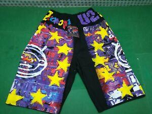 U2  Zooropa - Ultra Rare Vintage Pantaloncini  , Taglia M / L  - Made in Italy.