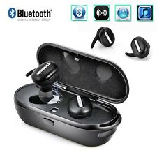 MINI TWINS WIRELESS BLUETOOTH CUFFIE STEREO AURICOLARI IN-EAR Microauricolari