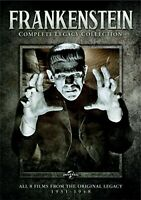 Frankenstein (1931): Complete Legacy Collection (4 Disc) DVD NEW
