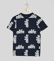 Alife - 'All Over' Tee T-Shirt - Various Sizes - New with Tags - Eclipse Blue