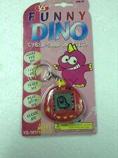 Brand New **RARE* Japanese Virtual Pet Game Tamagotchi Funny DINO Cyber-Saur