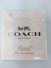 COACH FLORAL NEW YORK PERFUME WOMEN EDP SPRAY 1.7 OZ 50 ML NEW SEALED BOX