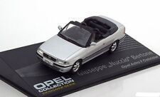 MAG HH126, OPEL COLLECTION, OPEL ASTRA F CABRIOLET, SILVER, 1:43 SCALE