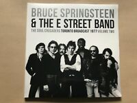 THE SOUL CRUSADRERS VOL. 2  BRUCE SPRINGSTEEN  Vinyl Double Album  PARA255LP