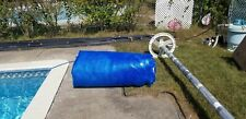 New listing 16x32 oval blue 2400 solar cover