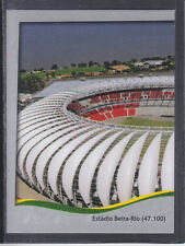 Panini - Brazil 2014 World Cup - # 22 Estadio Beira-Rio - Platinum