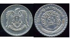 SYRIE   50   piastres  1968 - 1387