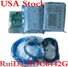 US Stock! Profession RuiDa CO2 Laser Engraving Cutter Controller RDC6442G System