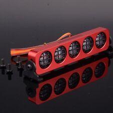 White RC 1/10 1/8 Multi Function Ultra LED Light Bar 5 Modes D90 SXC10 4WD 509W