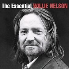 Essential Willie Nelson [Bonus Tracks] by Willie Nelson (CD, Oct-2015, 2 Discs, Columbia (USA))