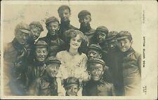Bessie Tooley. White House, Runham, Vauxhall 1905 - Ethel. Gertie Millar RJ.737