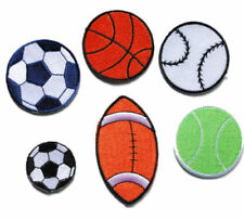 Cloth Football Collectable Patches