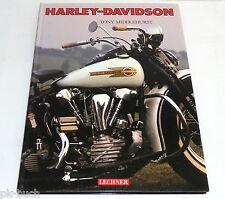 Bildband: Harley Davidson von Tony Middlehurst Knuckleheads Panheads ....