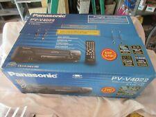 Panasonic Pv-V4022 Vhs Vcr