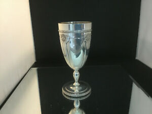 """TOWLE LOUIS XIV STERLING GOBLETS ~ 6 1/2"""""""