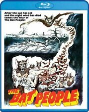 New: THE BAT PEOPLE - 1974 Classic Cult Horror [Blu-ray]