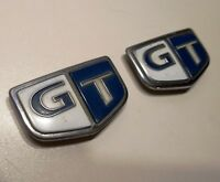 Nissan Skyline R33 GTS Fender Badge Pair - Also Suit GTR GTSR GTS4 R32